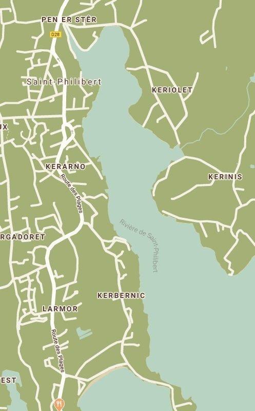 Rivière Saint Philibert